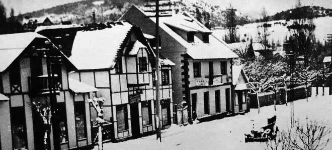 Bariloche en 1935