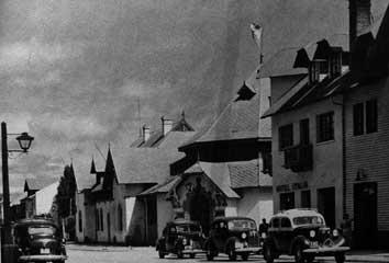 Calle Mitre en 1940